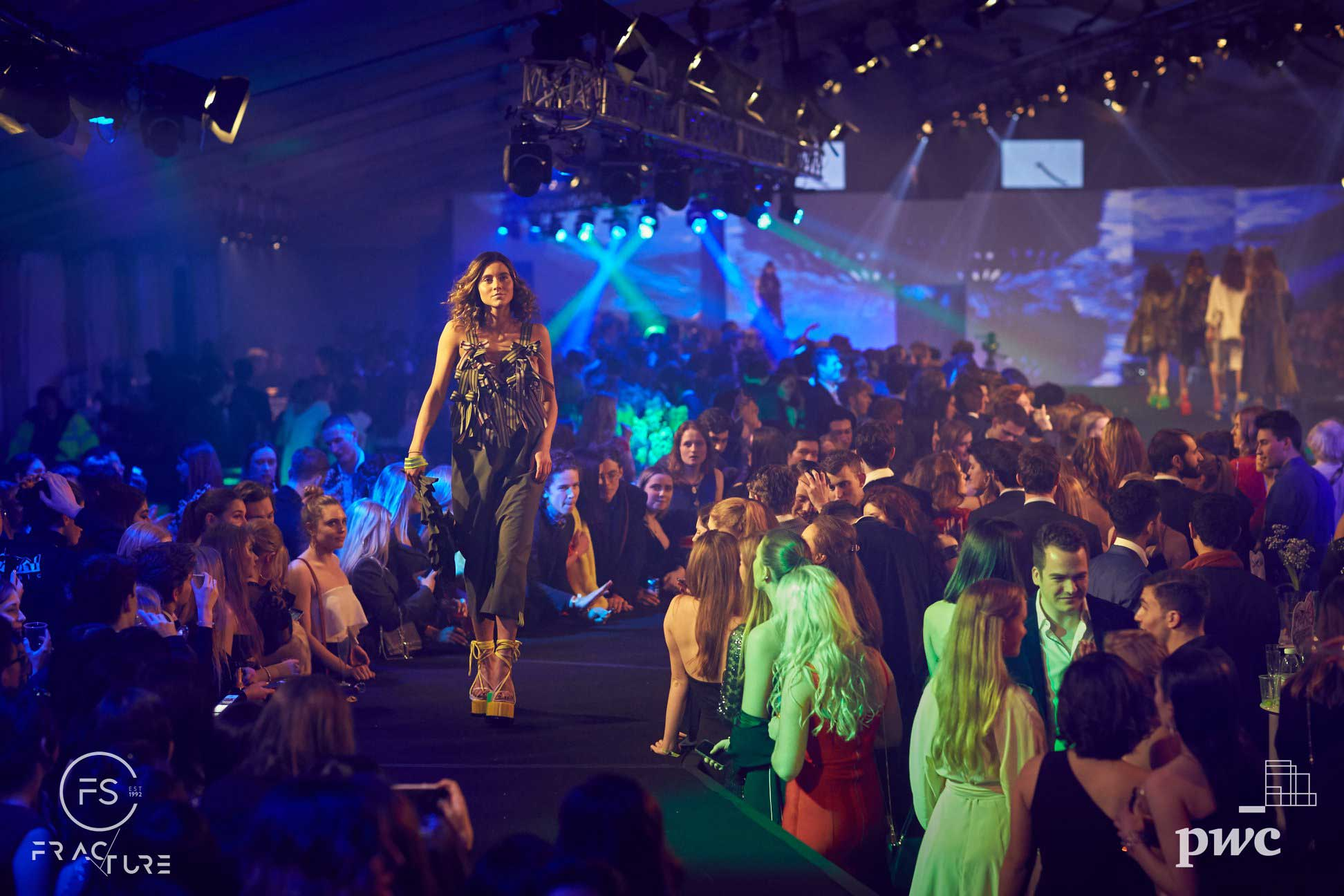 St Andrews University Charity Fashion Show: Social Bite Charity Of The Year