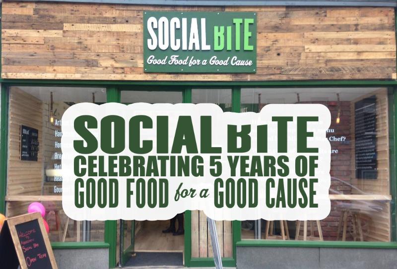 Social Bite Celebrates 5 Years