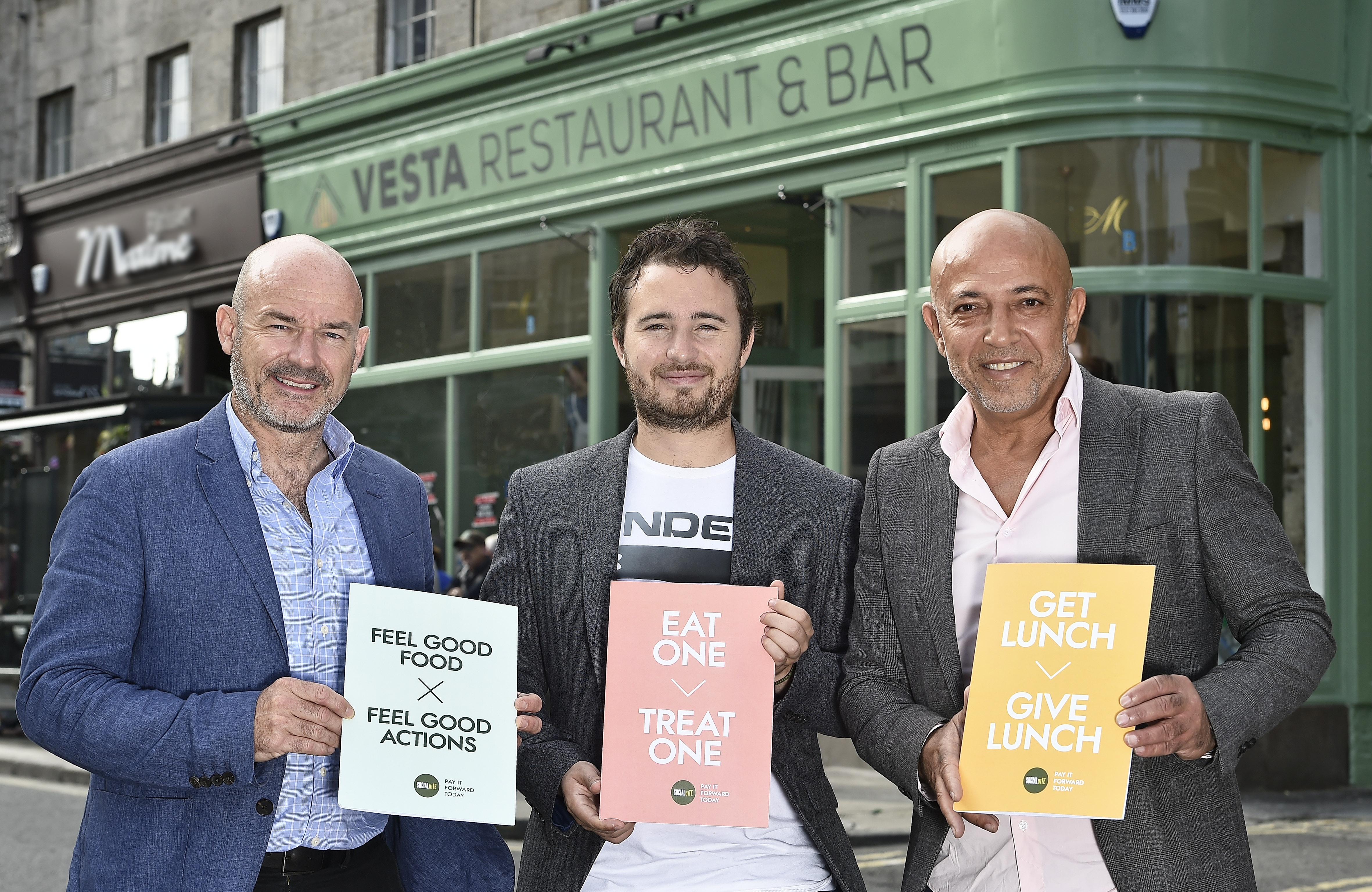 Vesta Restaurant & Bar: Same Location, Same Ethos, New Exciting Venture!