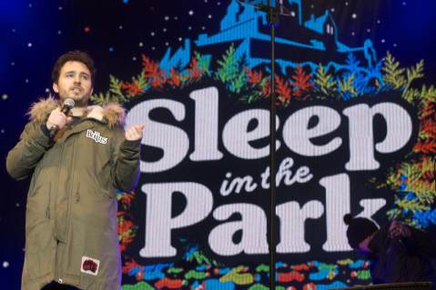 Sleep in the Park 2017